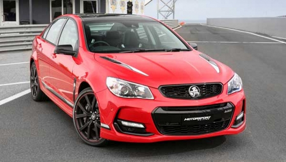 Holden Commodore Motorsport - Limited Edition