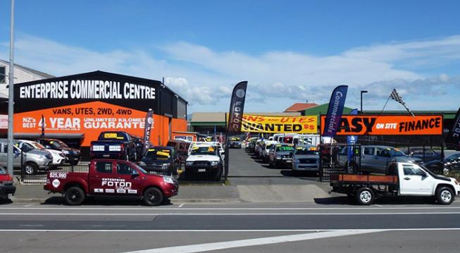 Enterprise Auto Finance >> Enterprise Cars Commercial Centre No Deposit Car Finance Nz