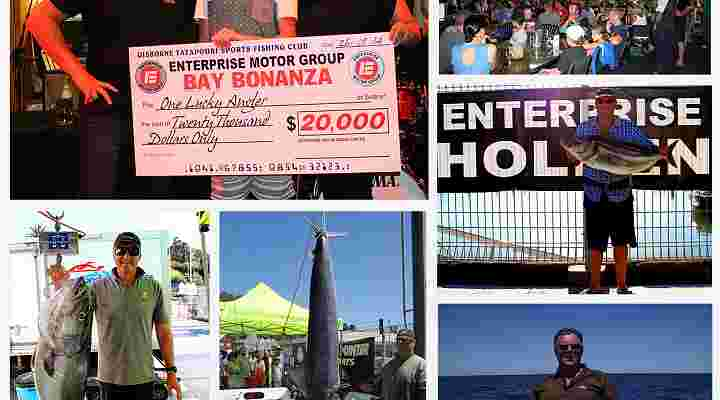 Bay Bonanza Fishing Competition